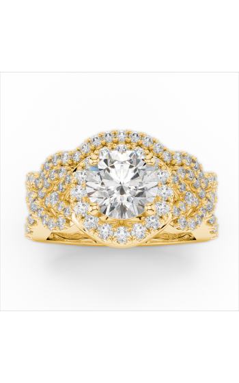 Amden Jewelry Glamour Collection Engagement ring AJ-R8305 product image