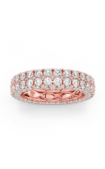 Amden Jewelry Seamless Collection Wedding band AJ-R9236 product image