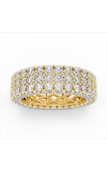 Amden Jewelry Seamless Collection Wedding band AJ-R9043 product image