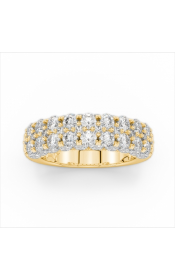 Amden Jewelry Seamless Collection Wedding band AJ-R8940 product image