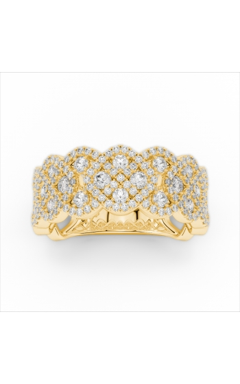 Amden Jewelry Seamless Collection Wedding band AJ-R9341 product image