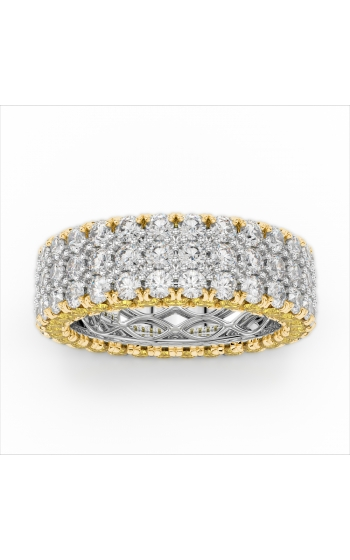 Amden Jewelry Seamless Collection Wedding band AJ-R8943-4 product image