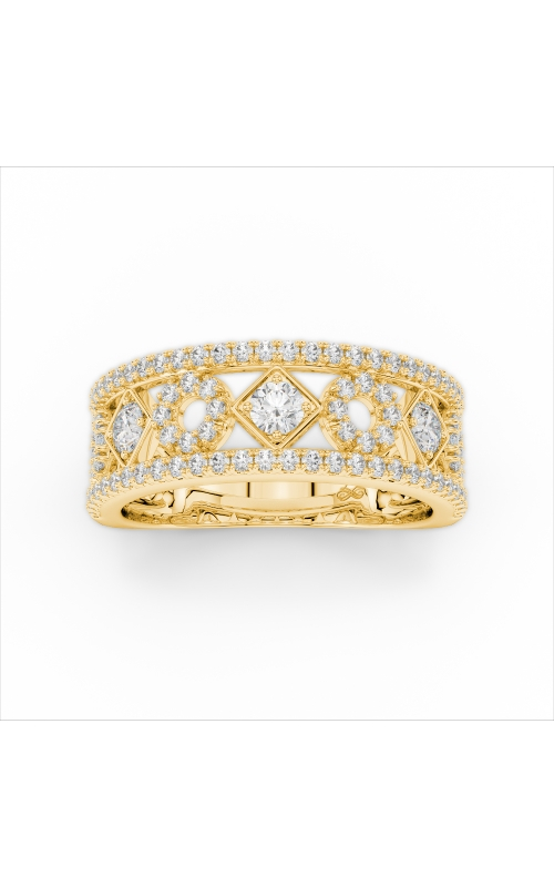 Amden Jewelry Glamour Collection Wedding band AJ-R7141 product image