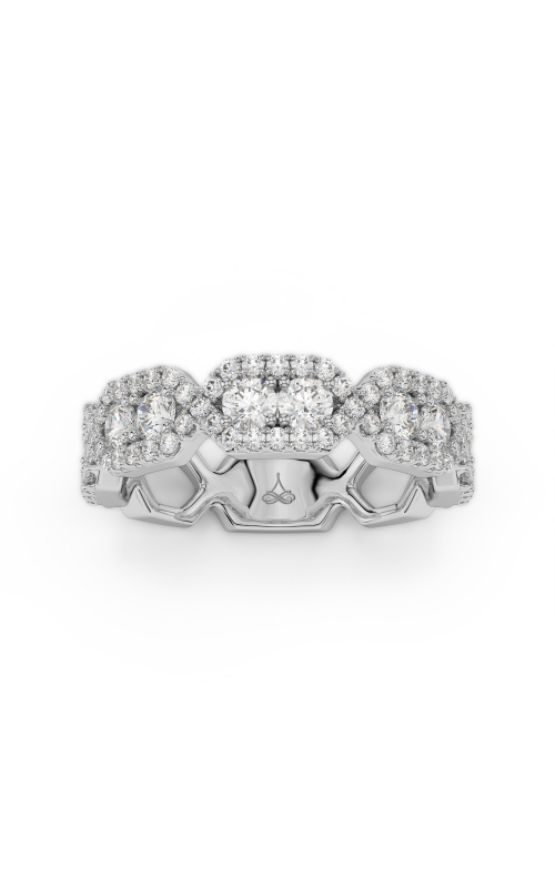 Amden Glamour Wedding Band AJ-R5218 product image