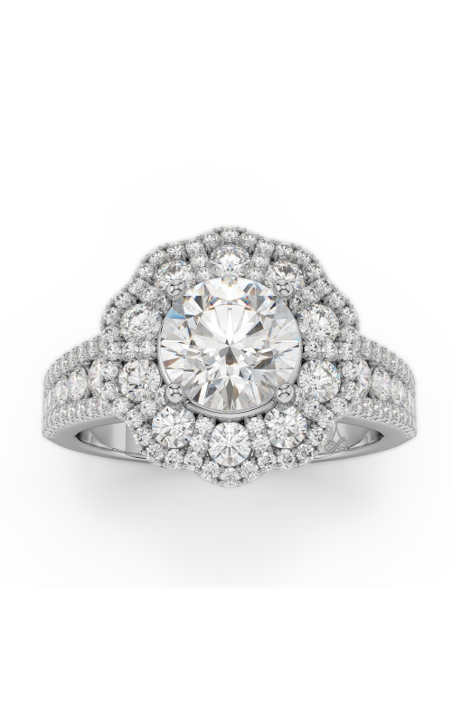 Amden Jewelry Glamour Collection Engagement ring AJ-R8284 product image