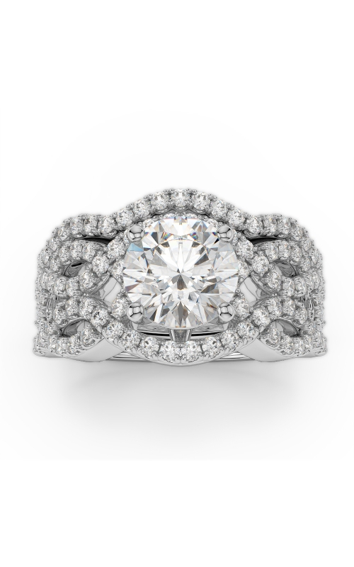 Amden Glamour Engagement Ring AJ-R8300 product image