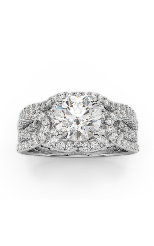 Amden Glamour Engagement Ring AJ-R8304 product image