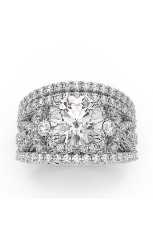 Amden Glamour Engagement Ring AJ-R8306 product image