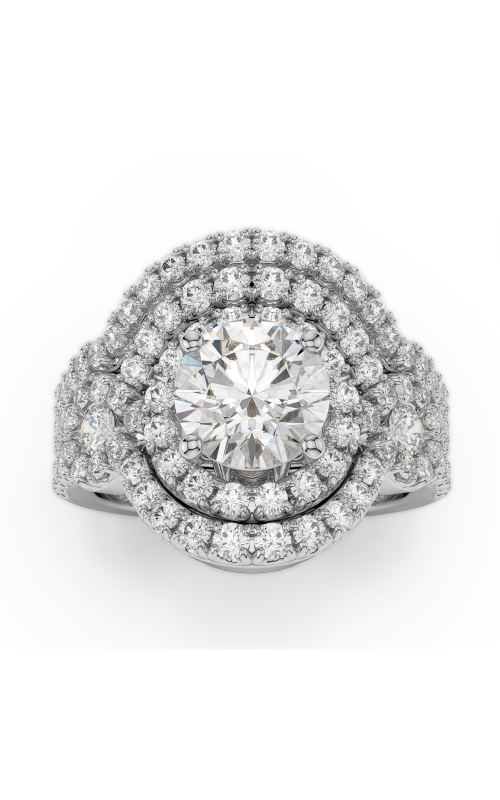 Amden Glamour Engagement Ring AJ-R8308 product image