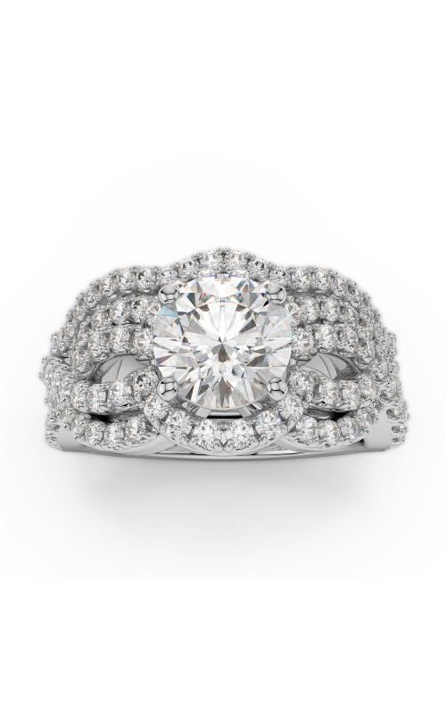 Amden Jewelry Glamour Collection Engagement ring AJ-R8310 product image