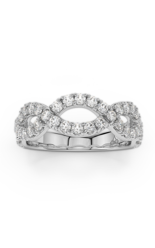 Amden Jewelry Glamour Collection Wedding band AJ-R8598 product image