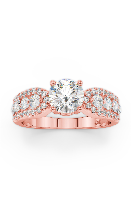 Amden Glamour Engagement Ring AJ-R8282 product image