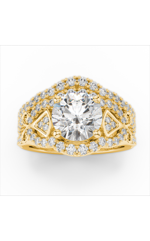 Amden Jewelry Glamour Collection Engagement ring AJ-R8307 product image
