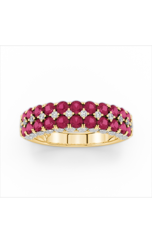 AMDEN Seamless Collection Fashion Ring AJ-R9261 R product image