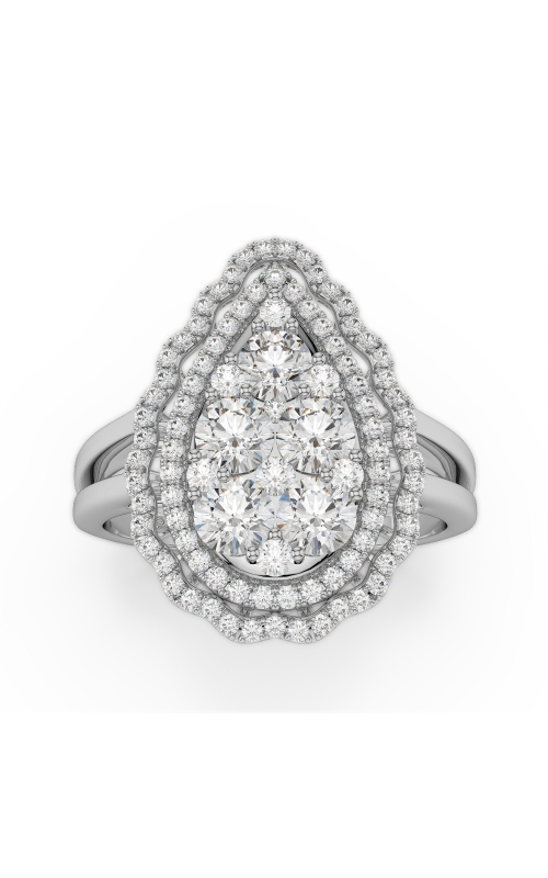 AMDEN Glamour Collection Fashion Ring AJ-R9219 product image