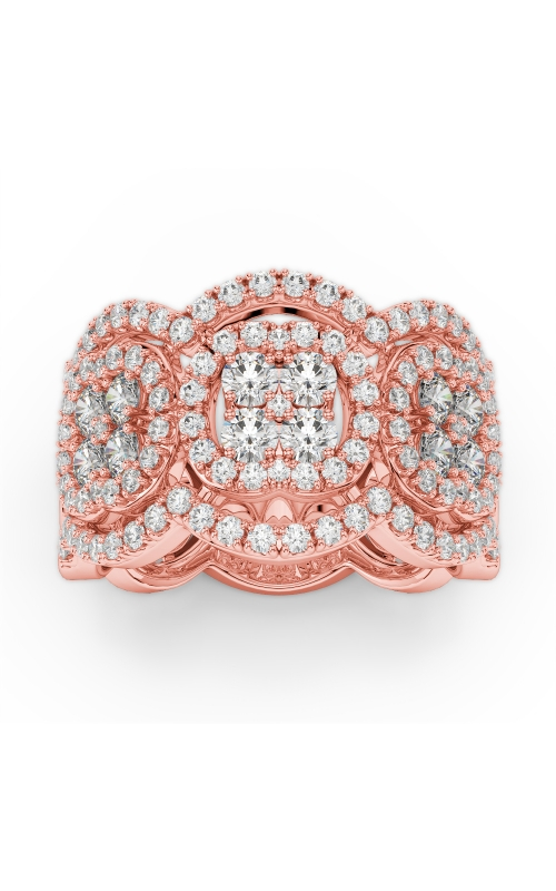 AMDEN Glamour Collection Fashion Ring AJ-R9025-3 product image