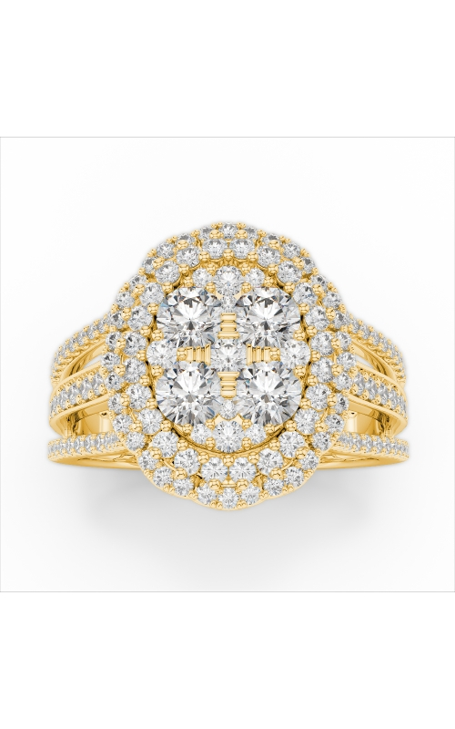 AMDEN Glamour Collection Fashion Ring AJ-R9203 product image