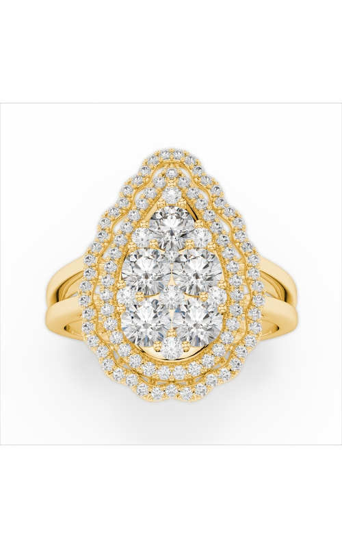 Amden Jewelry Glamour Collection Fashion ring AJ-R9219 product image
