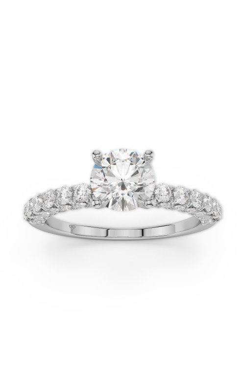 Amden Seamless Engagement Ring AJ-R9547 product image