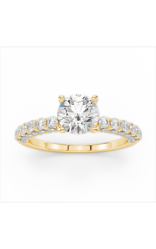 Amden Jewelry Seamless Collection Engagement Ring AJ-R9045 product image