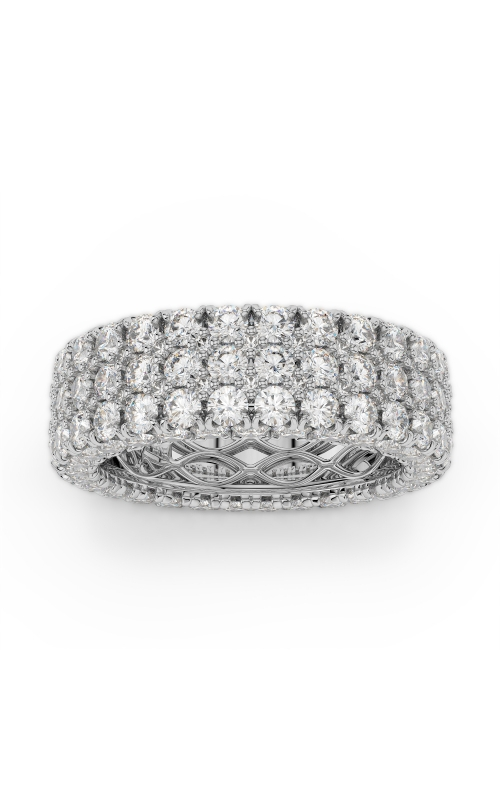 AMDEN Seamless Collection Wedding Band AJ-R8943-4 product image