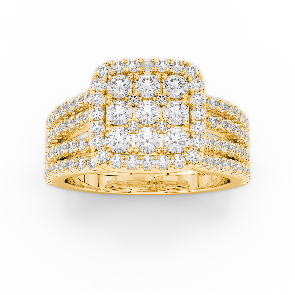 Amden Jewelry Glamour Collection Fashion ring AJ-R6568-4 product image