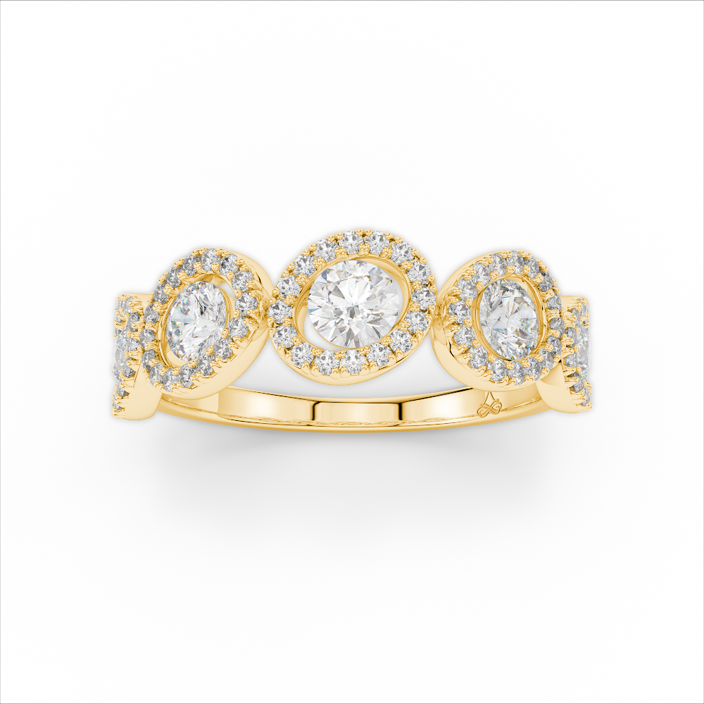 Amden Jewelry Glamour Collection Wedding band AJ-R6707 product image