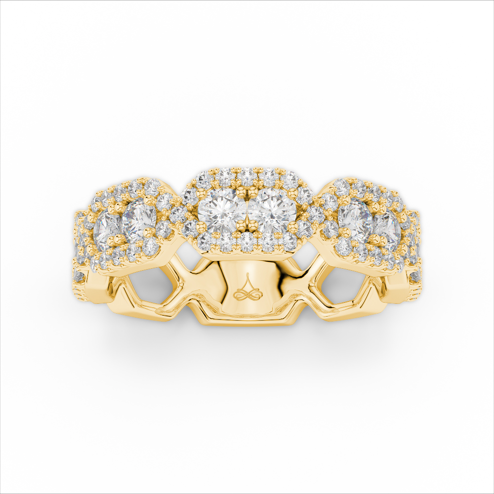 Amden Jewelry Wedding Band AJ-R5218 product image