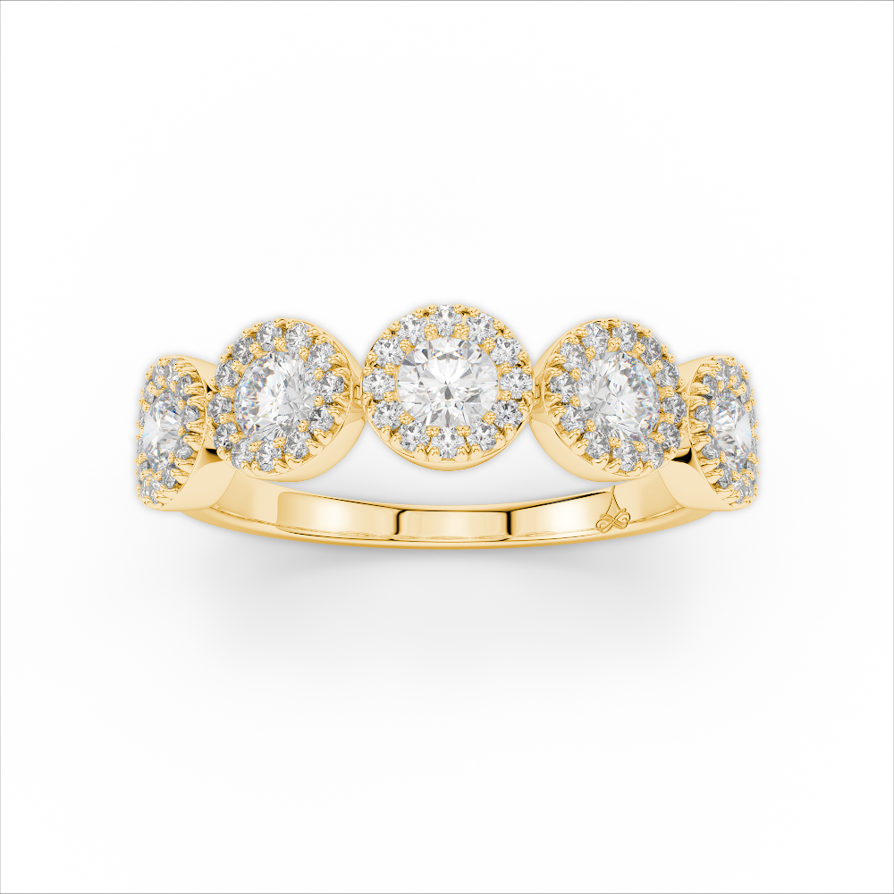 Amden Jewelry Glamour Collection Wedding band AJ-R6762 product image