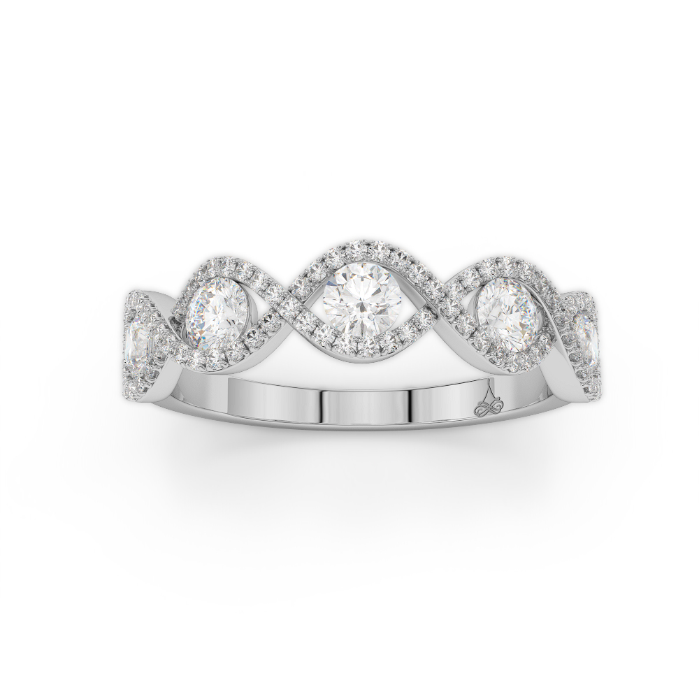 Amden Jewelry Glamour Collection Wedding band AJ-R6731 product image