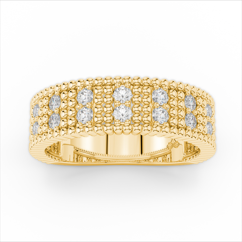 Amden Jewelry Glamour Collection Wedding band AJ-R7970 product image