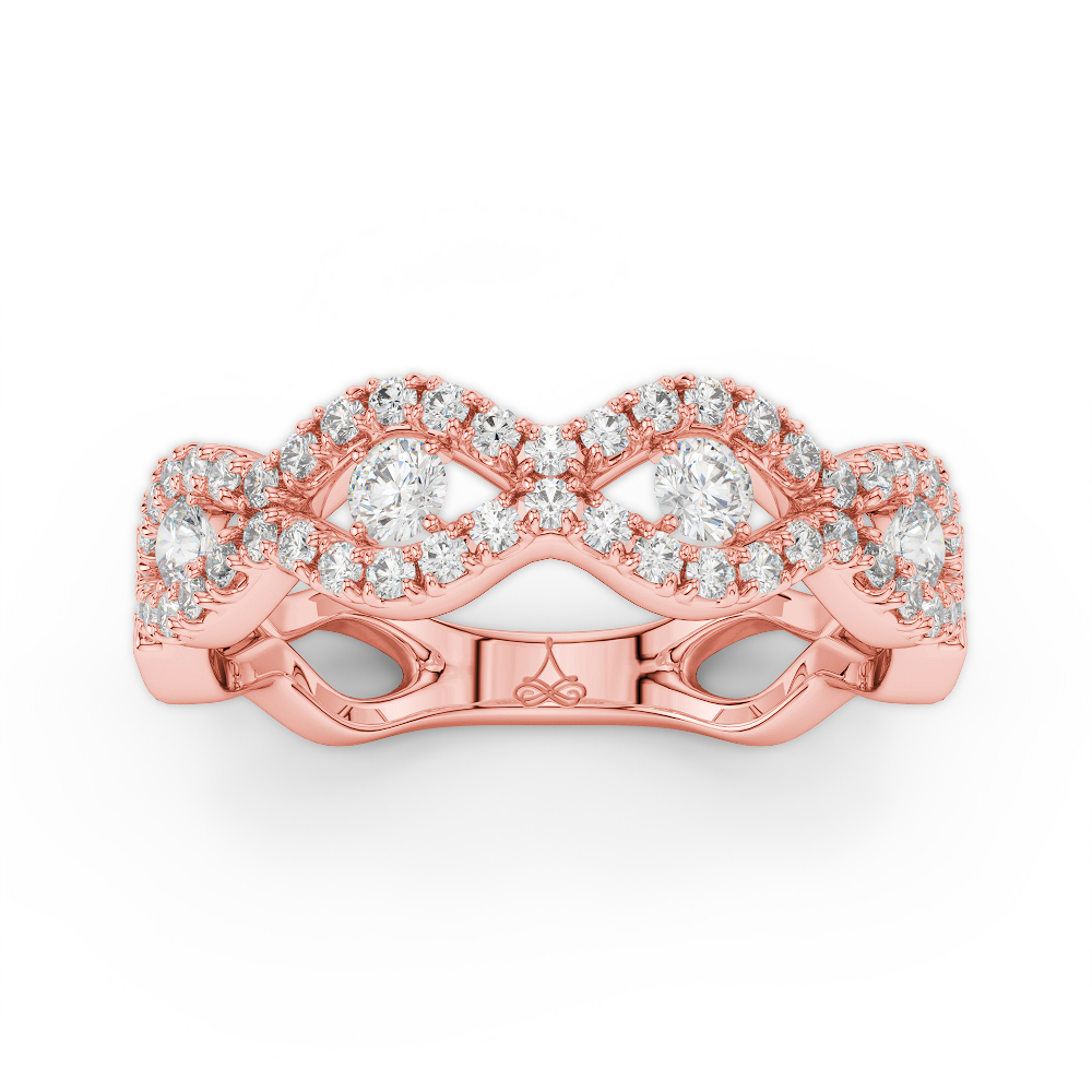 Amden Jewelry Glamour Collection Wedding band AR-R4260 product image