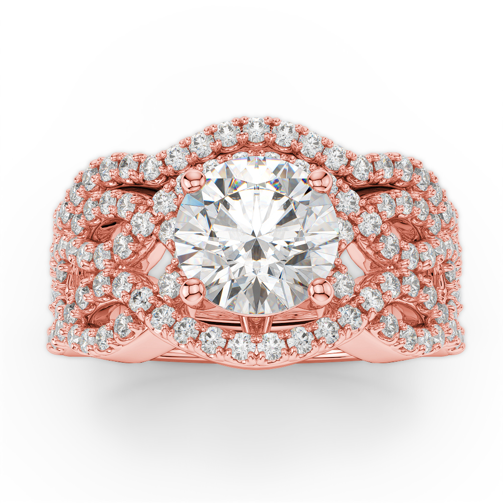 Amden Jewelry Glamour Collection Engagement ring AJ-R8300 product image
