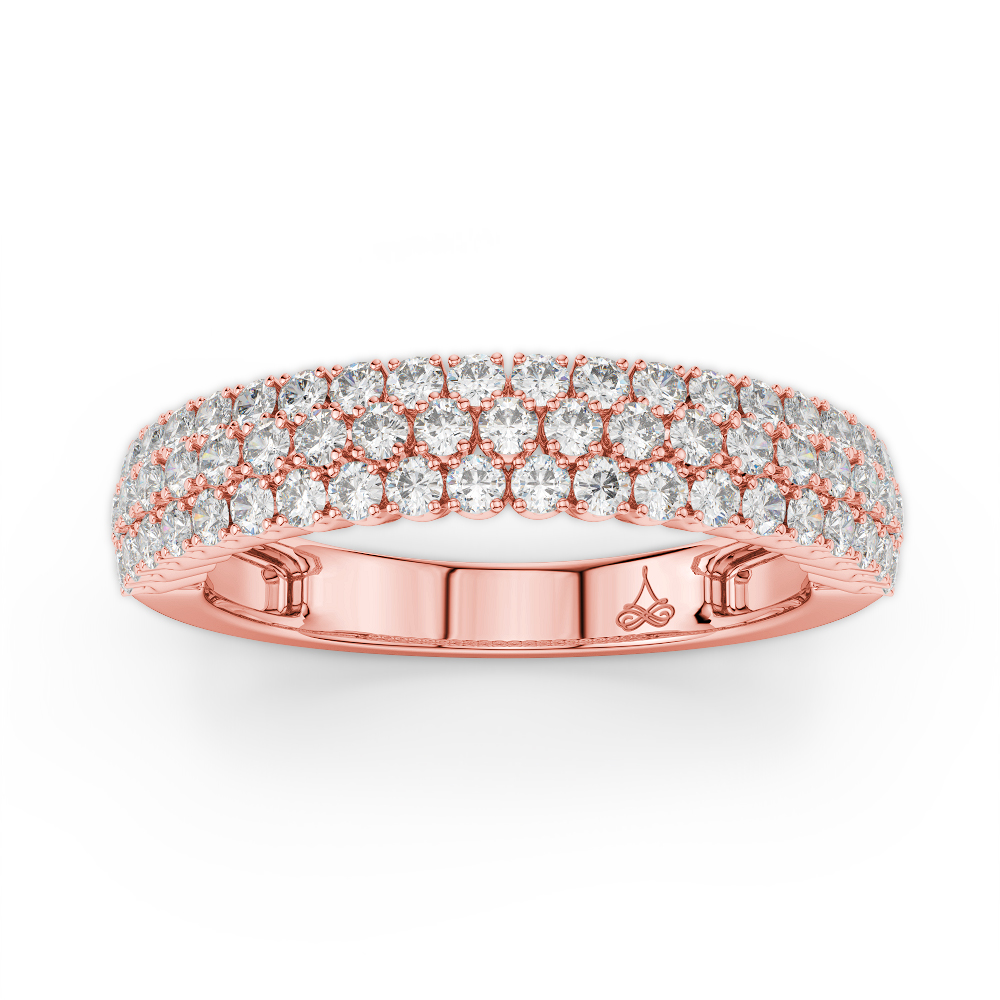 Amden Jewelry Glamour Collection Wedding band AJ-R8572-1 product image