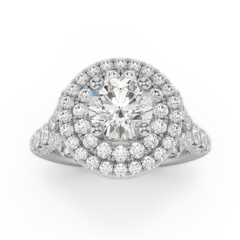 AMDEN Seamless Collection Engagement Ring AJ-R9660 product image