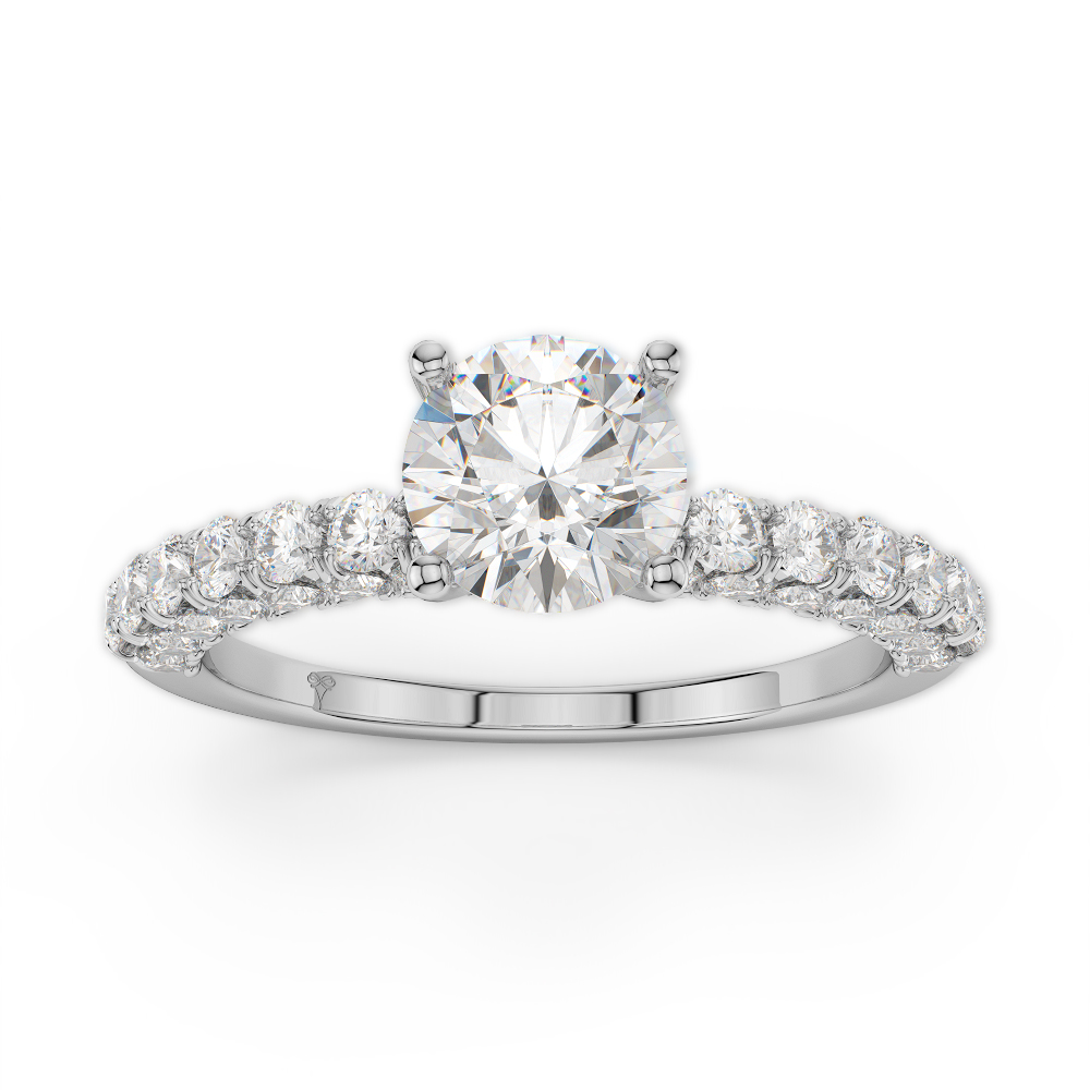 Amden Jewelry Seamless Collection Engagement ring AJ-R9547 product image