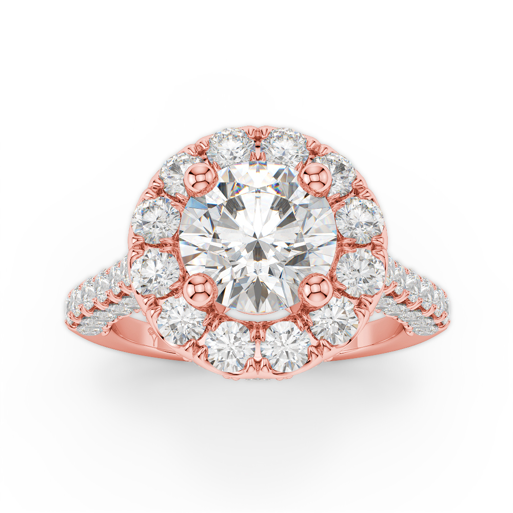 AMDEN Seamless Collection Engagement Ring  AJ-R9663 product image
