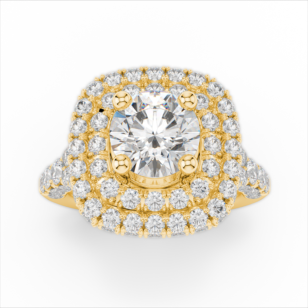 AMDEN Seamless Collection Engagement Ring AJ-R9659 product image