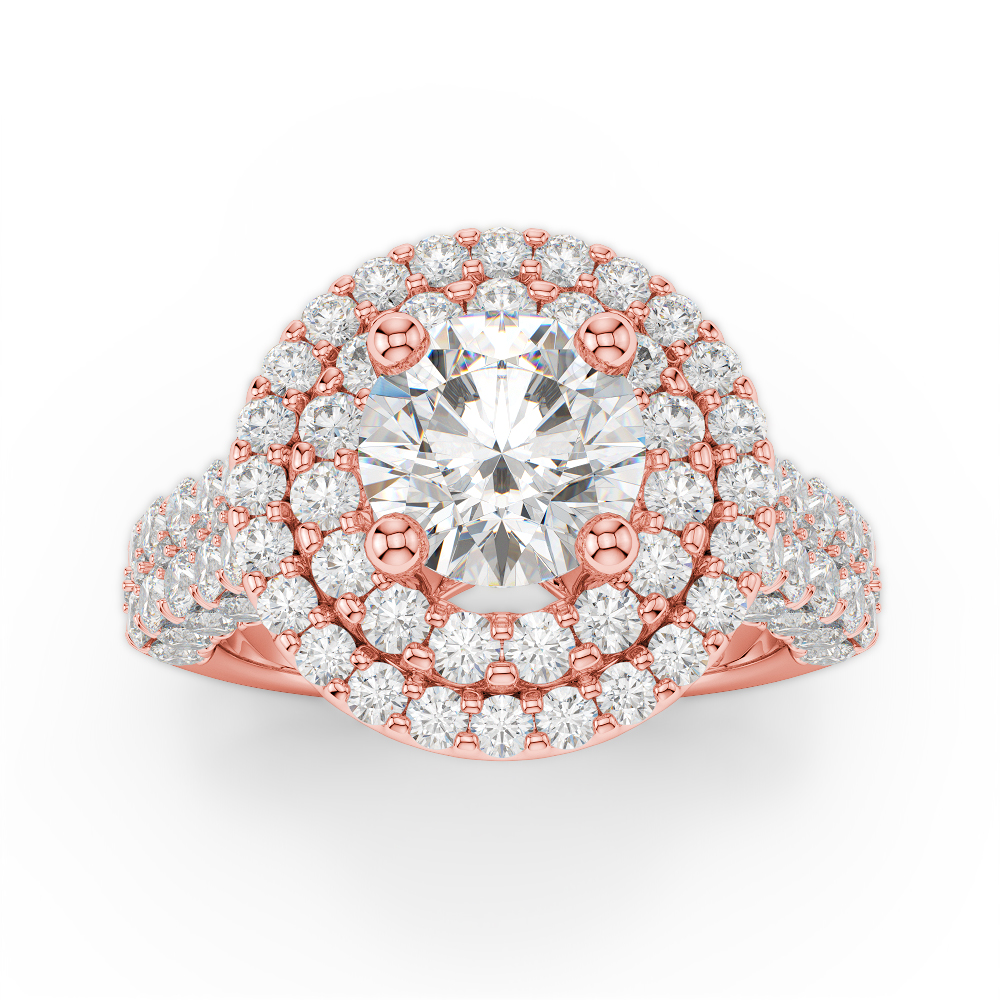 Amden Jewelry Seamless Collection Engagement ring AJ-R9661 product image