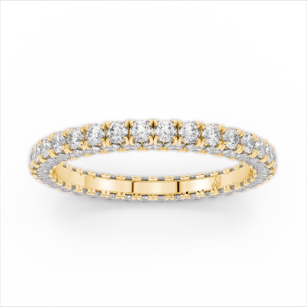 AMDEN Seamless Collection Wedding Band AJ-R8809 product image
