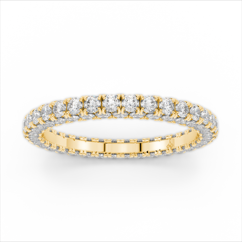 AMDEN Seamless Collection Wedding Band AJ-R8782 product image