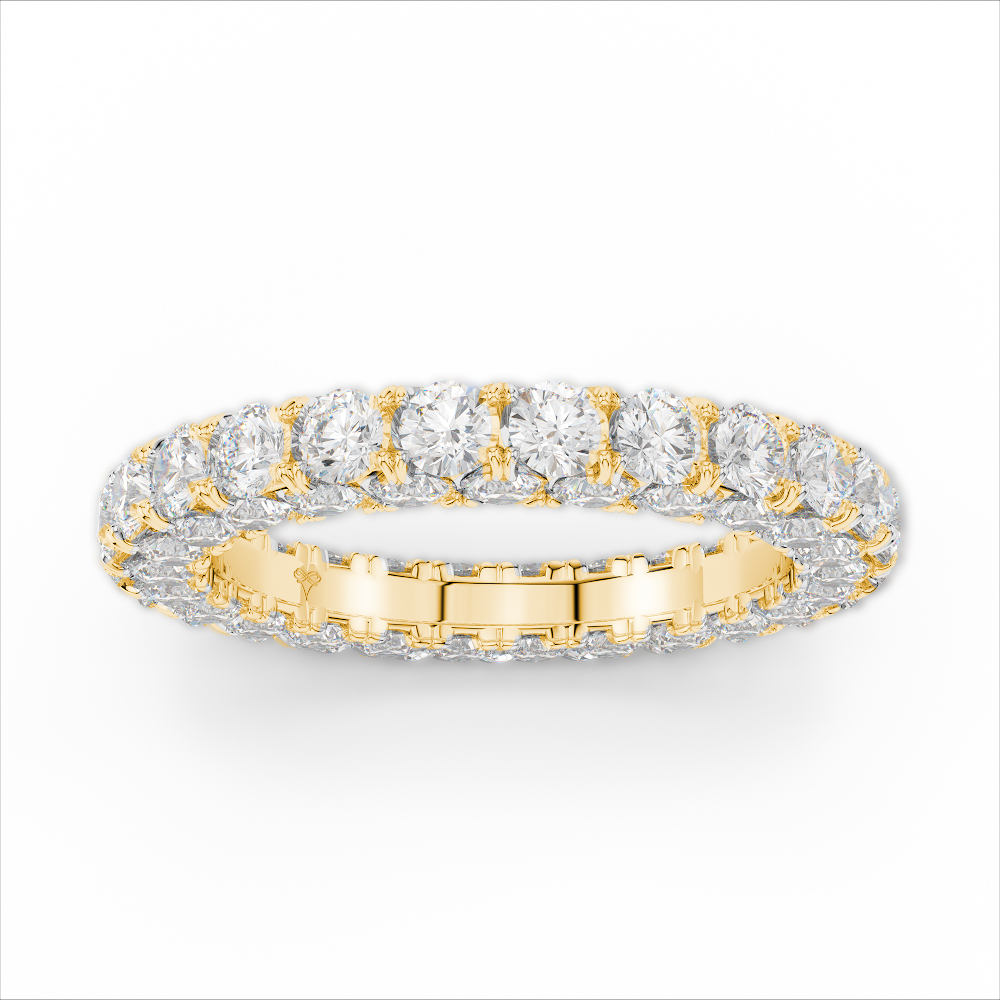 Amden Jewelry Seamless Collection Wedding band AJ-R8811-3 product image