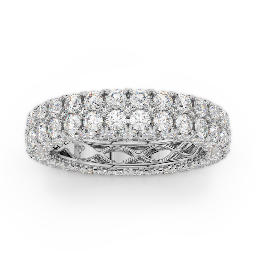 Amden Jewelry Seamless Collection Wedding band AJ-R8941-1 product image