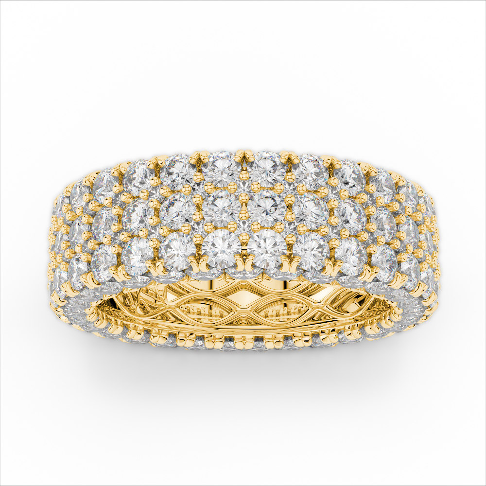 AMDEN Seamless Collection Wedding Band AJ-R9043	 product image