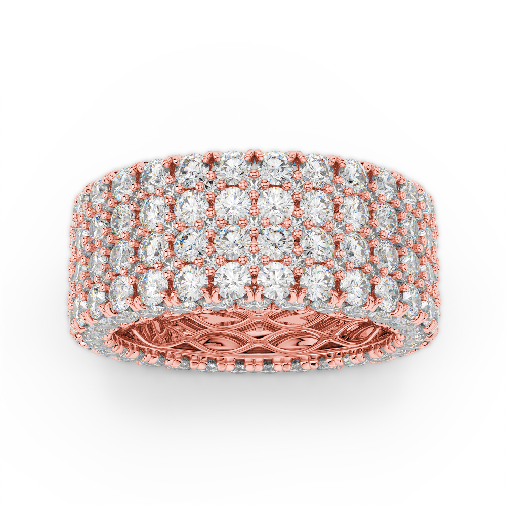 Amden Jewelry Seamless Collection Wedding band AJ-R9239 product image
