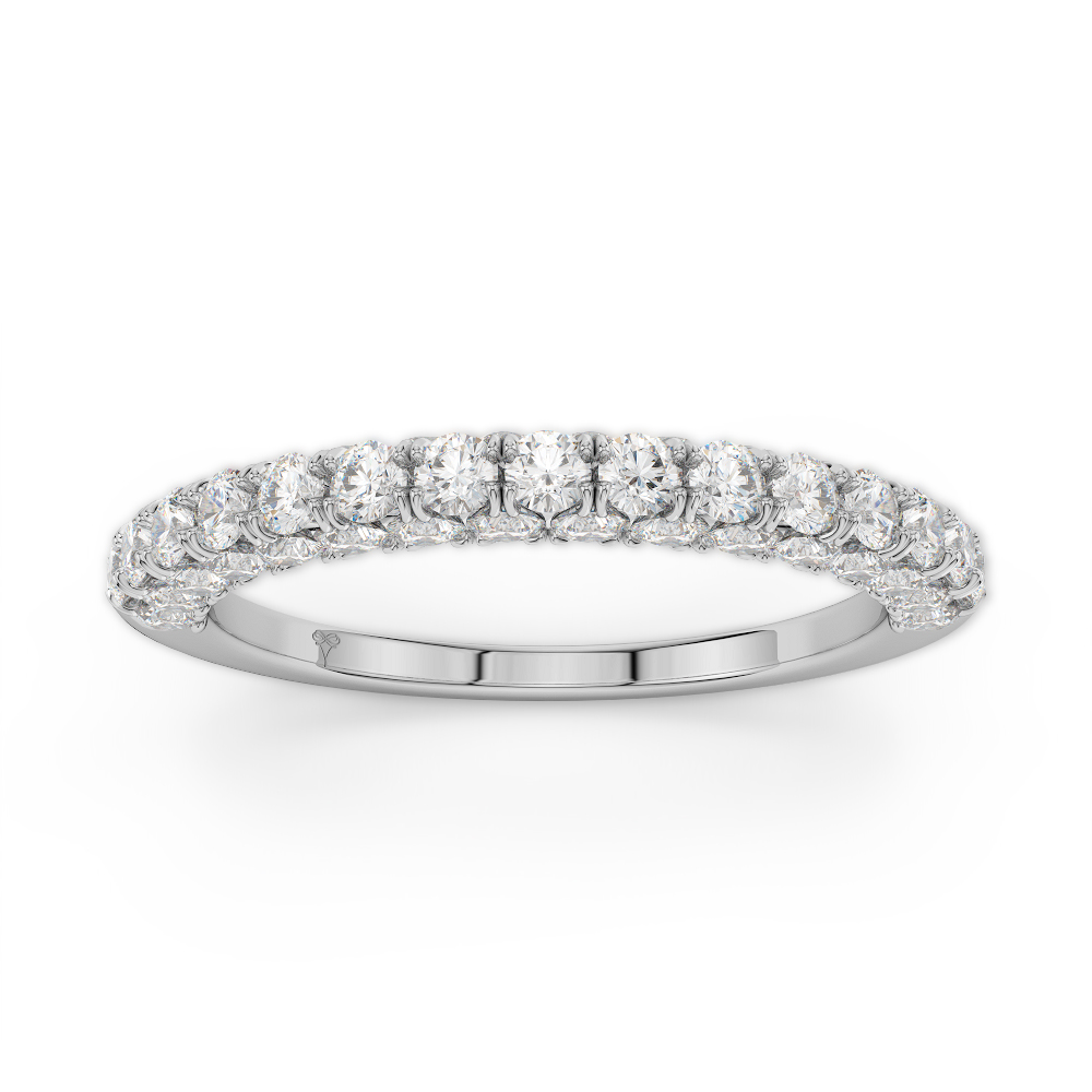Amden Jewelry Seamless Collection Wedding band AJ-R9047-1 product image