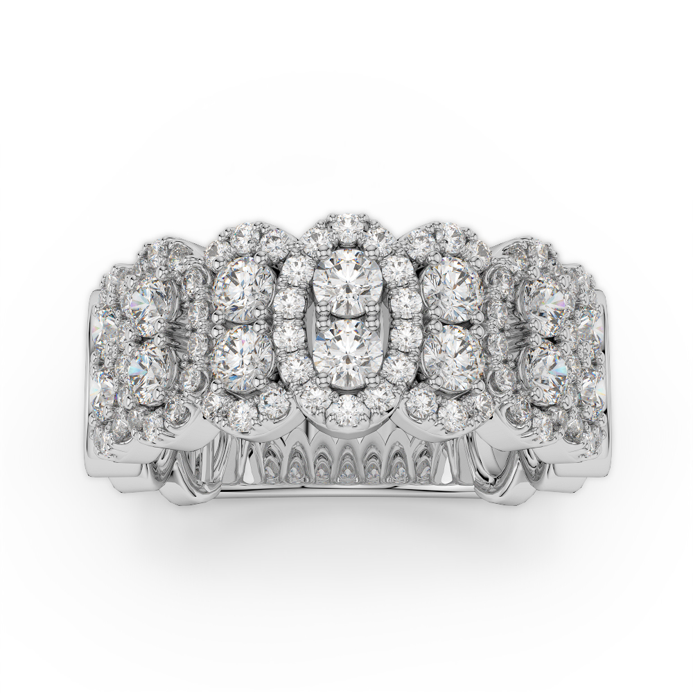 Amden Jewelry Seamless Collection Wedding band AJ-R9237 product image