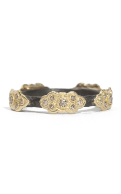 Armenta Sculpted Scroll Diamond Stack Ring 05602 product image