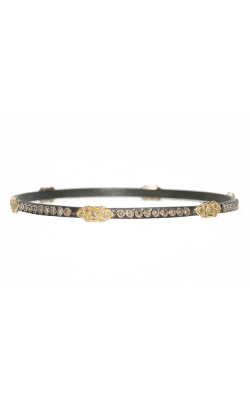 Armenta Skinny Scroll Diamond Bangle 03237 product image