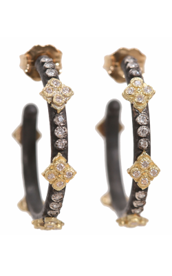 Armenta Cravelli Hoop Diamond Earrings - Small 02595 product image